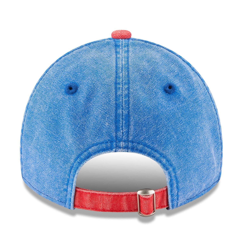 11732336c New Era Montreal Expos MLB 9Twenty Cooperstown Rugged Canvas Adjustable Hat