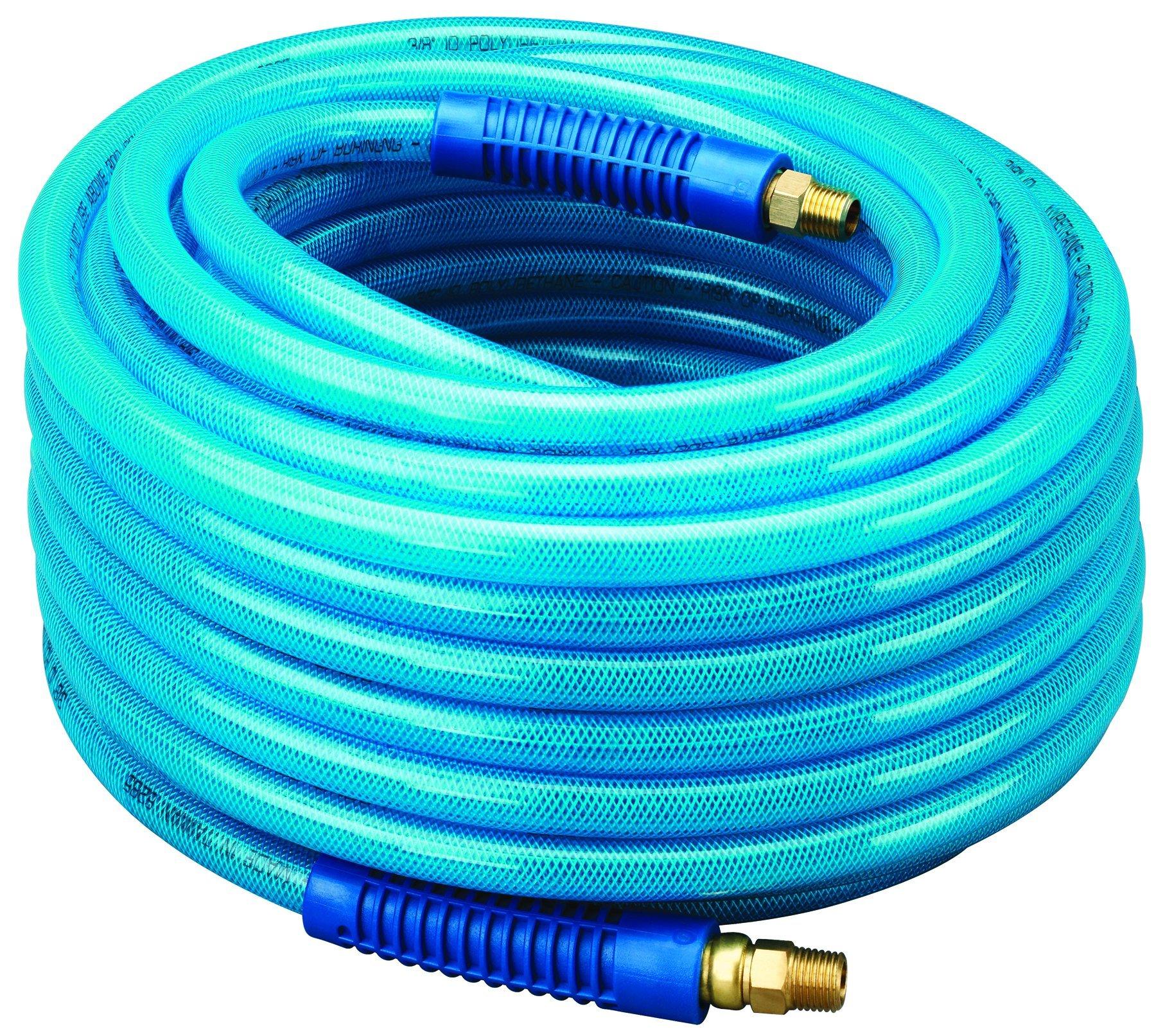 Manguera neumatica : Amflo 13-100AE Blue 300 PSI 3/8 x 30mt