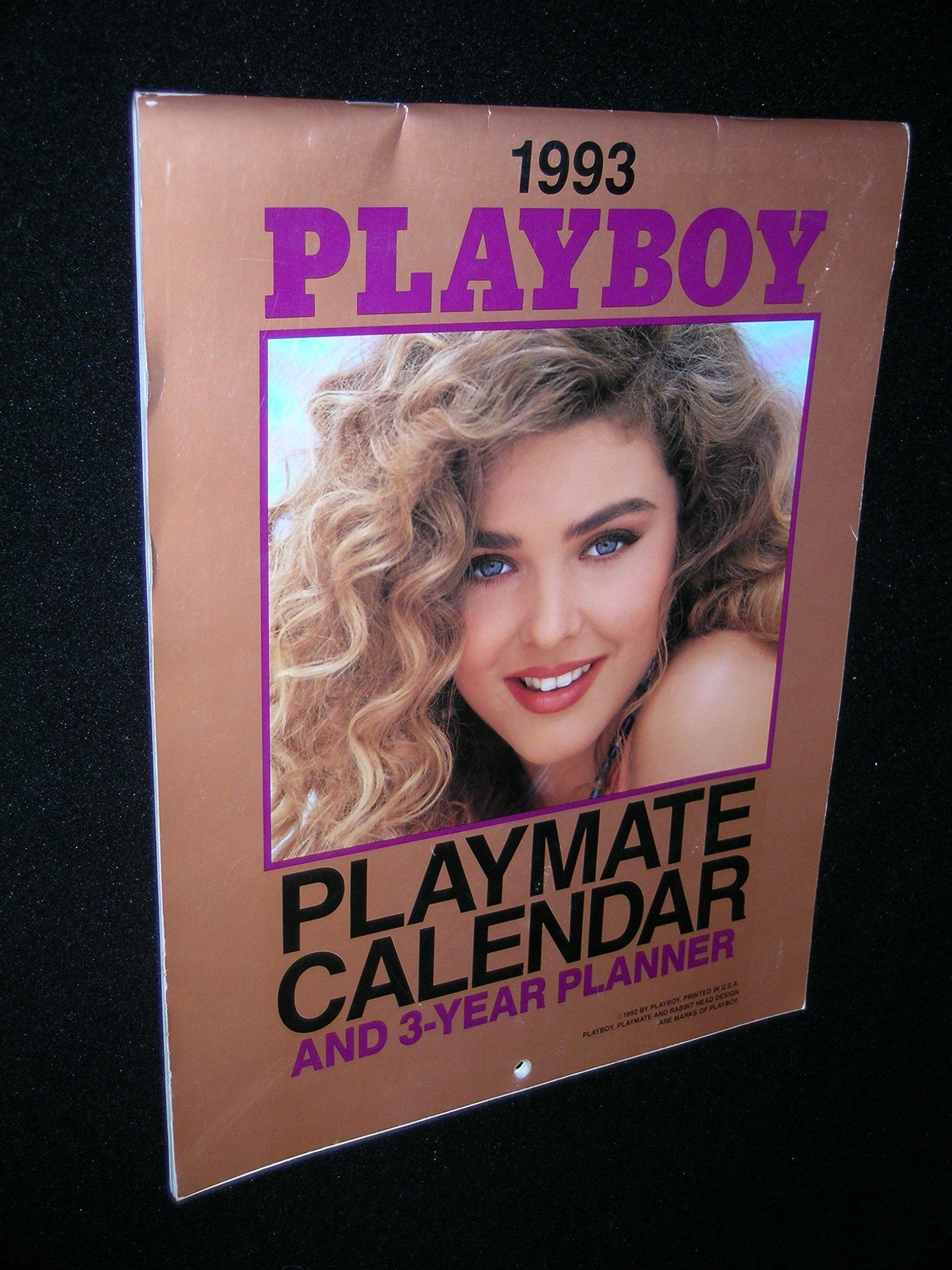 Consider, what nude playboy playmate calendar found