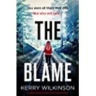 The Blame: A totally gripping mystery and suspense novel