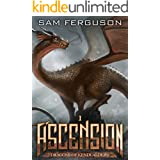 Ascension: A Dragon Epic Fantasy Adventure (Dragons of Kendualdern Book 1)