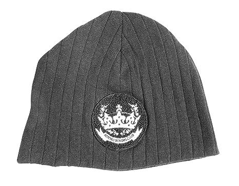 spedizione gratuita prezzo ridotto promozione speciale adidas Boxing Cappello di Lana - Grigio, Nero, ADITB23/B or ...