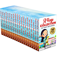 A Huge Collection of Cozy Mysteries: 20 Books Box Set (English Edition)