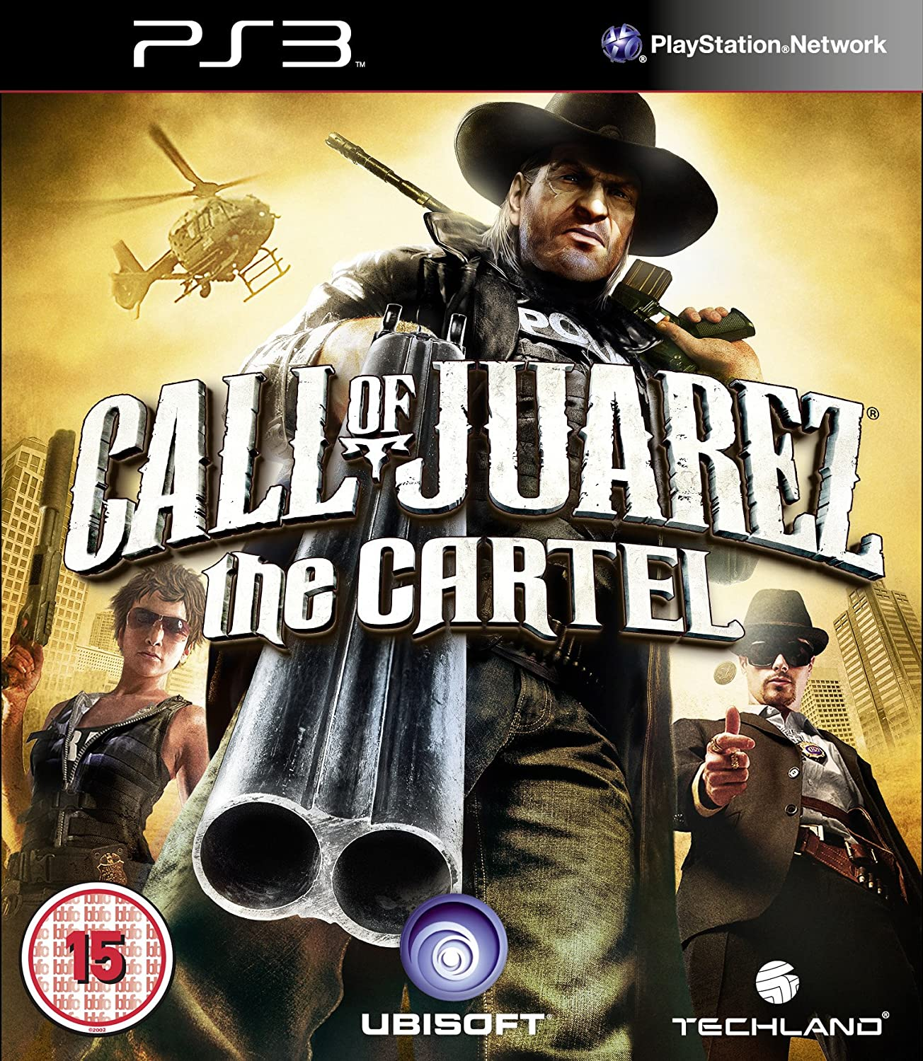 Call of Juarez - The Cartel (PS3) [Importación inglesa ...