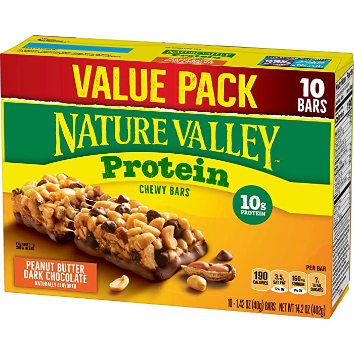 Top 9 Nature Valley Protein Mega