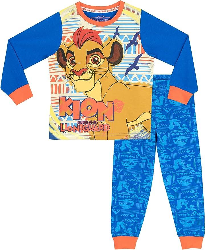 Disney Pijama para Niños La Garde du ROI Lion: Amazon.es: Ropa y accesorios