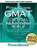 The PowerScore GMAT Critical Reasoning Bible