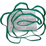 Physical Therapy Stretch Strap by Morning Sky - 10-Loop 73-inch Rehab Strap with Instructional Guide for Rehab…