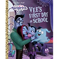 Vee's First Day of School