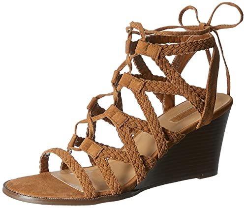 41fdd2c08 Forever 21 Women s Tan Fashion Sandals - 5 UK India (37 EU)(7  US)(0022466601)  Buy Online at Low Prices in India - Amazon.in