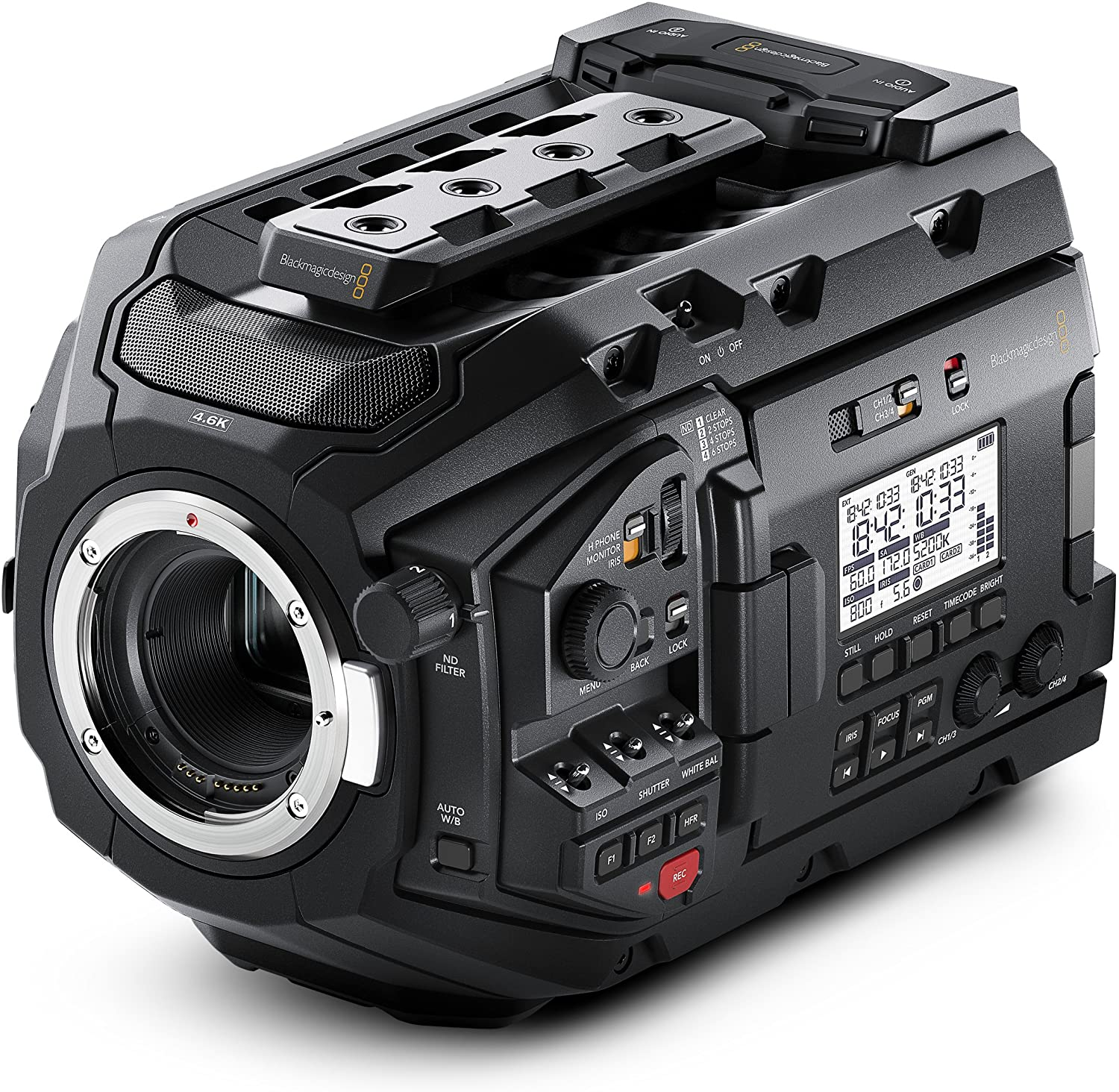 Image result for Blackmagic URSA Mini Pro