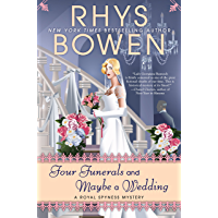 Four Funerals and Maybe a Wedding (A Royal Spyness Mystery Book 12) (English Edition)