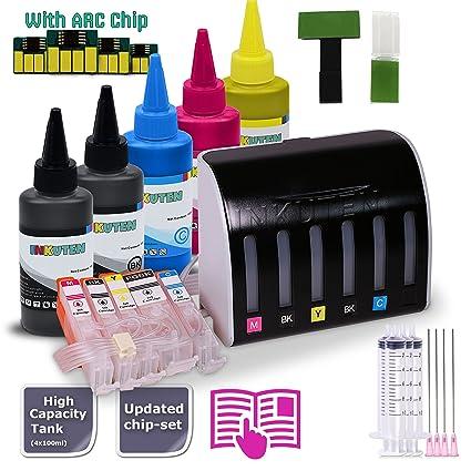 INKUTEN CISS sistema continuo de tinta para pgi-270/cli-271 ...