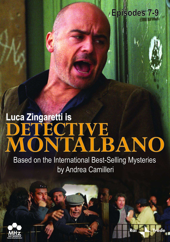 Detective Montalbano: Episodes 7-9