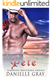 Pete (A Simmons Brothers Story Book 1)