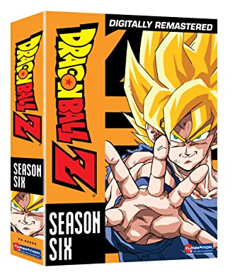Amazon com: Dragon Ball Z: Season 6 (Cell Games Saga): Sean