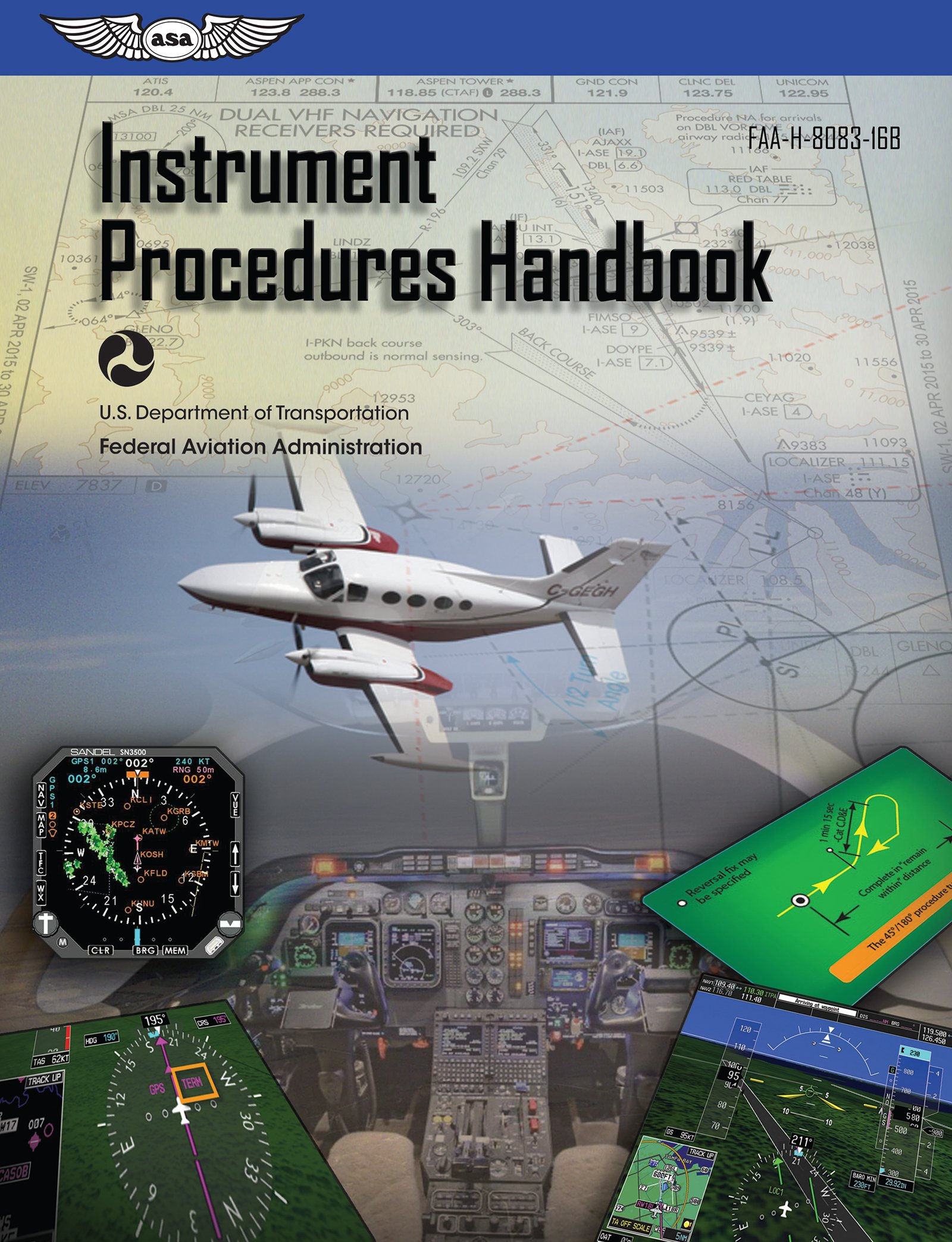 Download Instrument Procedures Handbook: ASA FAA-H-8083-16B (FAA Handbooks series) ebook