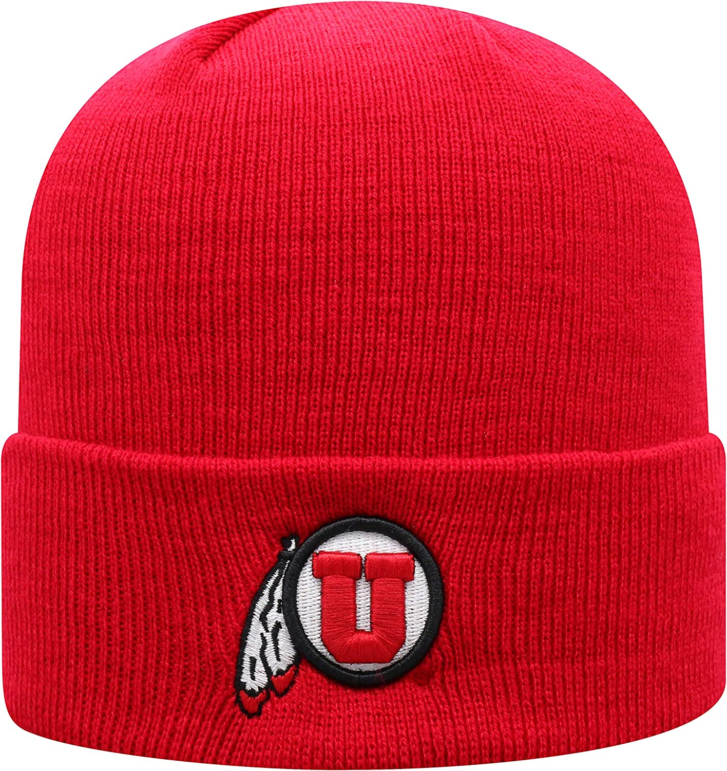 Top of the World NCAA Mens Cuffed Knit Hat Team Icon