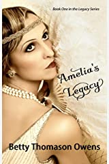 Amelia's Legacy (Legacy Series Book 1) Kindle Edition
