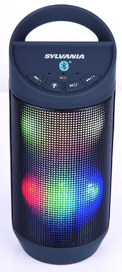 Review Sylvania SP606 Bluetooth Color