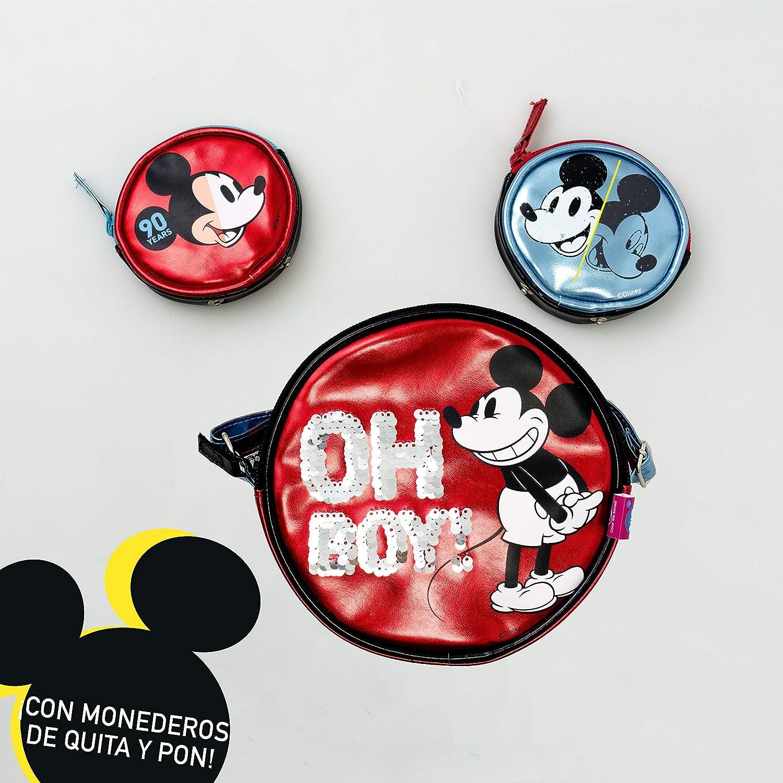 Disney- Trendymanía Mickey 90 Aniversario, (Cife Spain 41363 ...
