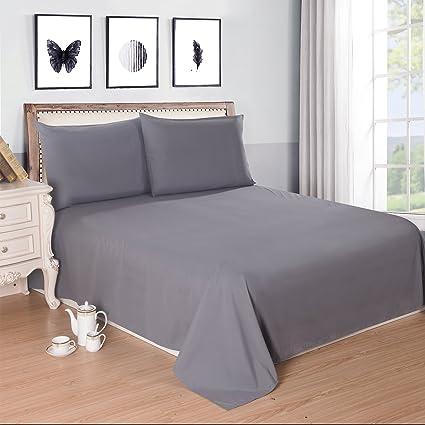 Lullabi Bedding 100% Ultra Soft, Double Side Brushed Finish, Microfiber Bed  Sheets