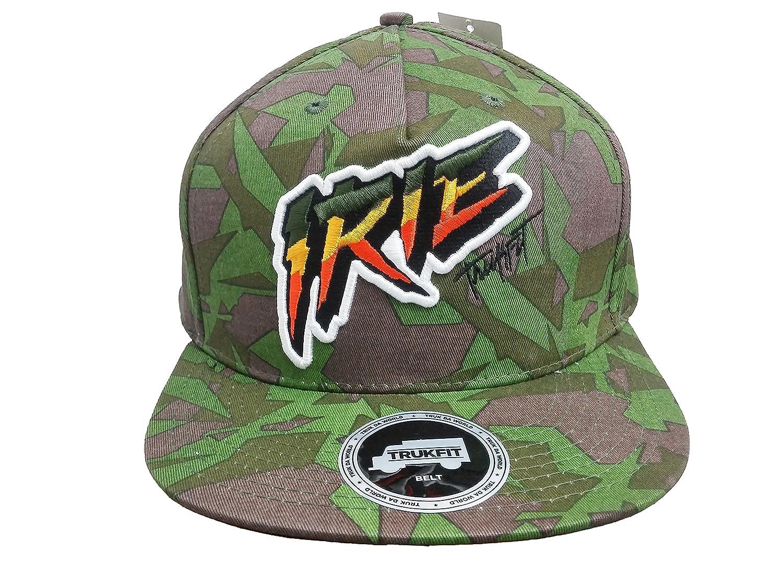 022d70be2 Amazon.com: Trukfit Mens Irie Adjustable Hat/Cap, Forest Green Camo ...