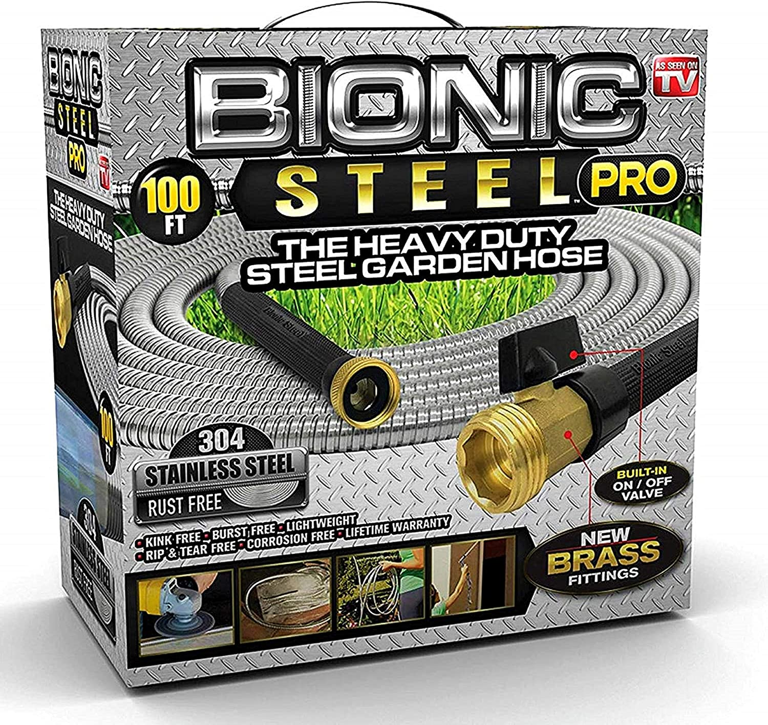 Bionic Steel Metal