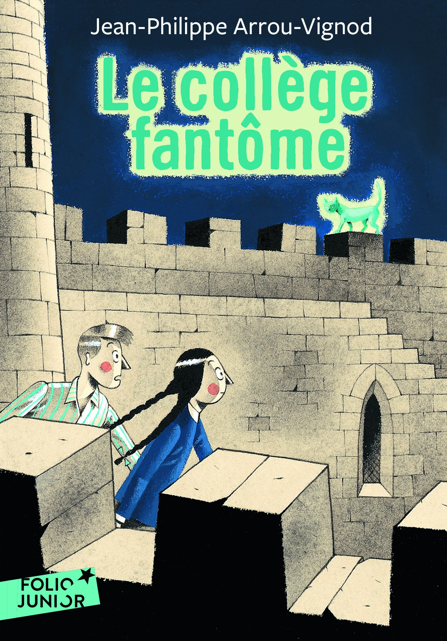 Download College Fantome (Folio Junior) (English and French Edition) pdf epub