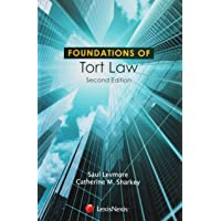 Foundations of Tort Law (Foundations of Law)