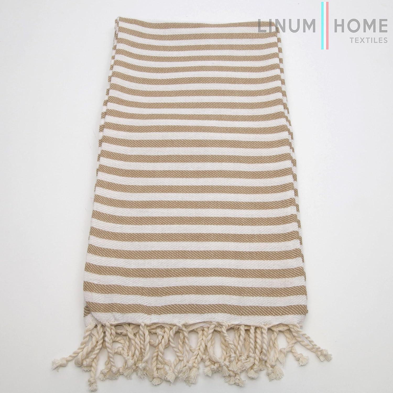 Peshtemal Linum Home Textiles Turkish Cotton Fun in the Sun Pestemal Fota Beach Bath Towel