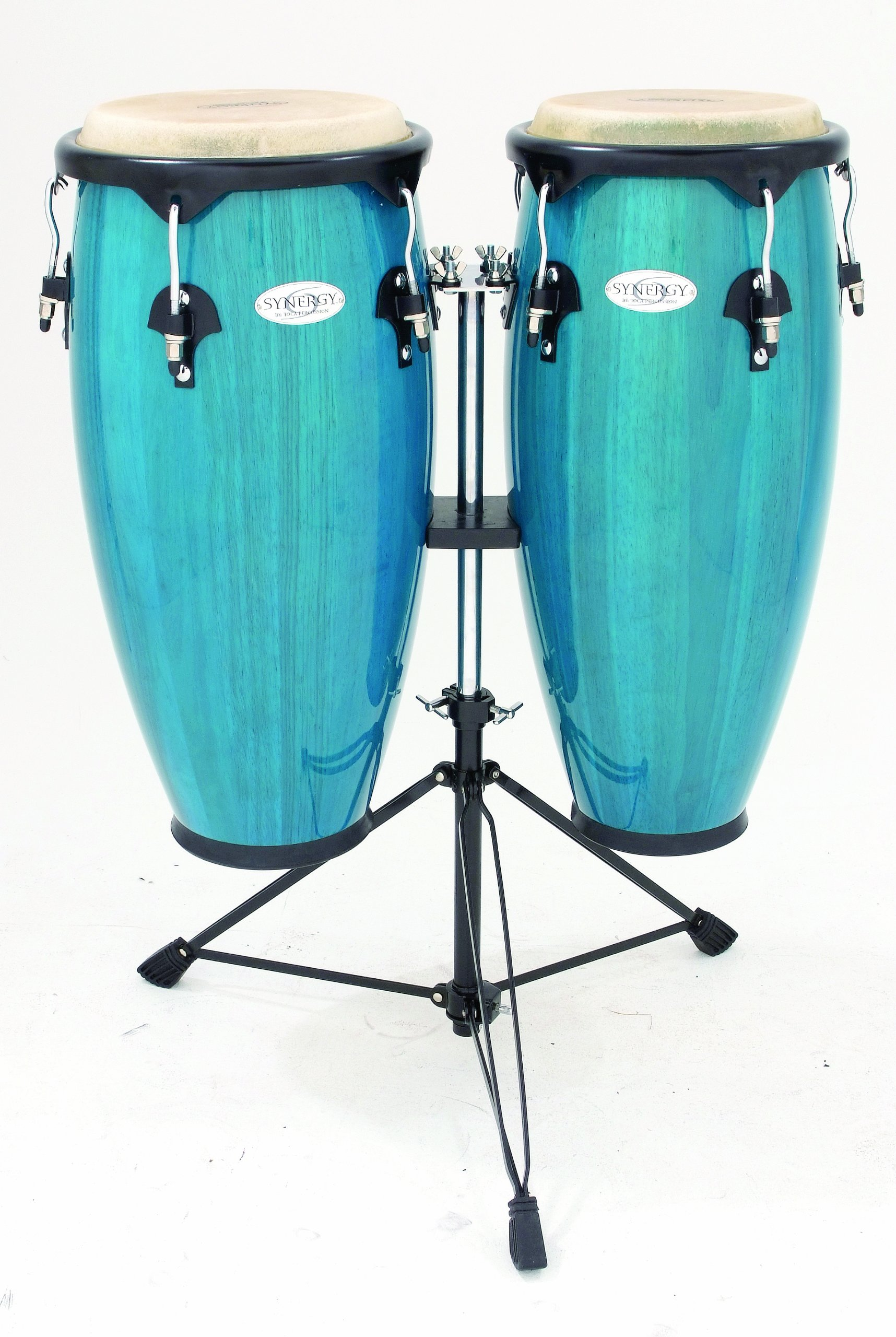 Toca 2300BB Conga Drum, Bahama blue