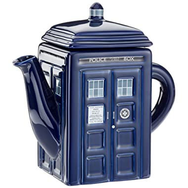 Doctor Who Tardis Ceramic Teapot