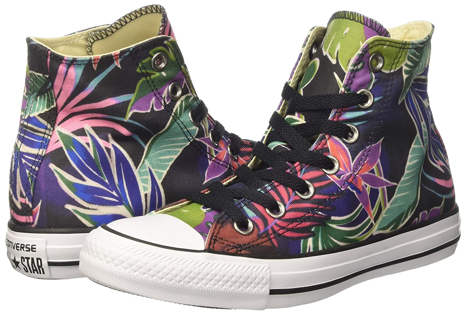 f585a4b3a43f Converse Women s CTAS Lace-Up Hi-Top Sneakers  Buy Online at Low Prices in  India - Amazon.in