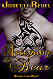 Accepting the Bear (Dásreach Council Novels Book 2)