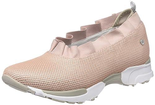 Gioseppo 44006, Zapatillas para Niñas, Rosa (Nude), 38 EU