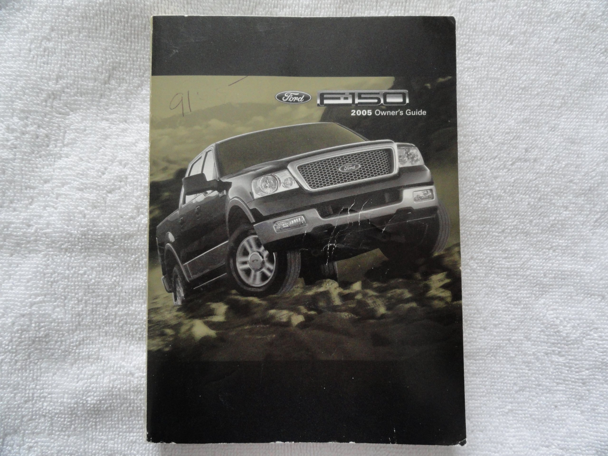 2005 ford f150 owners manual ford amazon com books 2005 Mazda 3 Fuse Box Diagram 2005 ford f150 owners manual paperback \u2013 2005