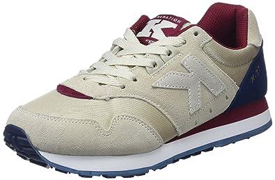 KELME Unisex Adults K-37 Low-Top Sneakers, Beige (Beige Claro