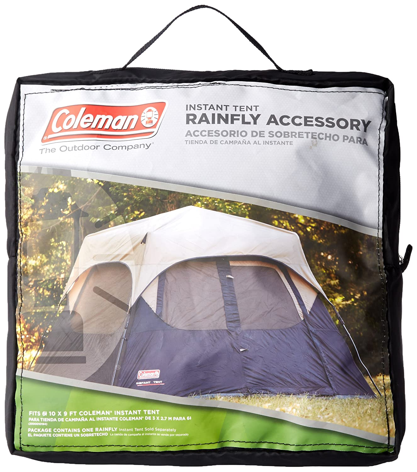 Amazon.com  Coleman 6-Person Instant Tent Rainfly Accessory  Tents For C&ing  Sports u0026 Outdoors  sc 1 st  Amazon.com : coleman tent bag replacement - memphite.com