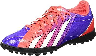 best sneakers e691e e9c3b adidas New Mens Gents Navy F5 Lightweight Astro Turf Football Trainers -  Turbo Black