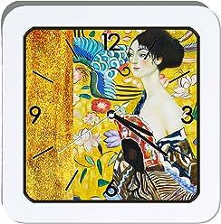 Gustav Klimt Alarm Clock