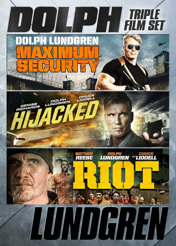 Dolph Lundgren Triple Film Set [DVD]: Amazon.de: Dolph Lundgren, Dolph  Lundgren: DVD & Blu-ray