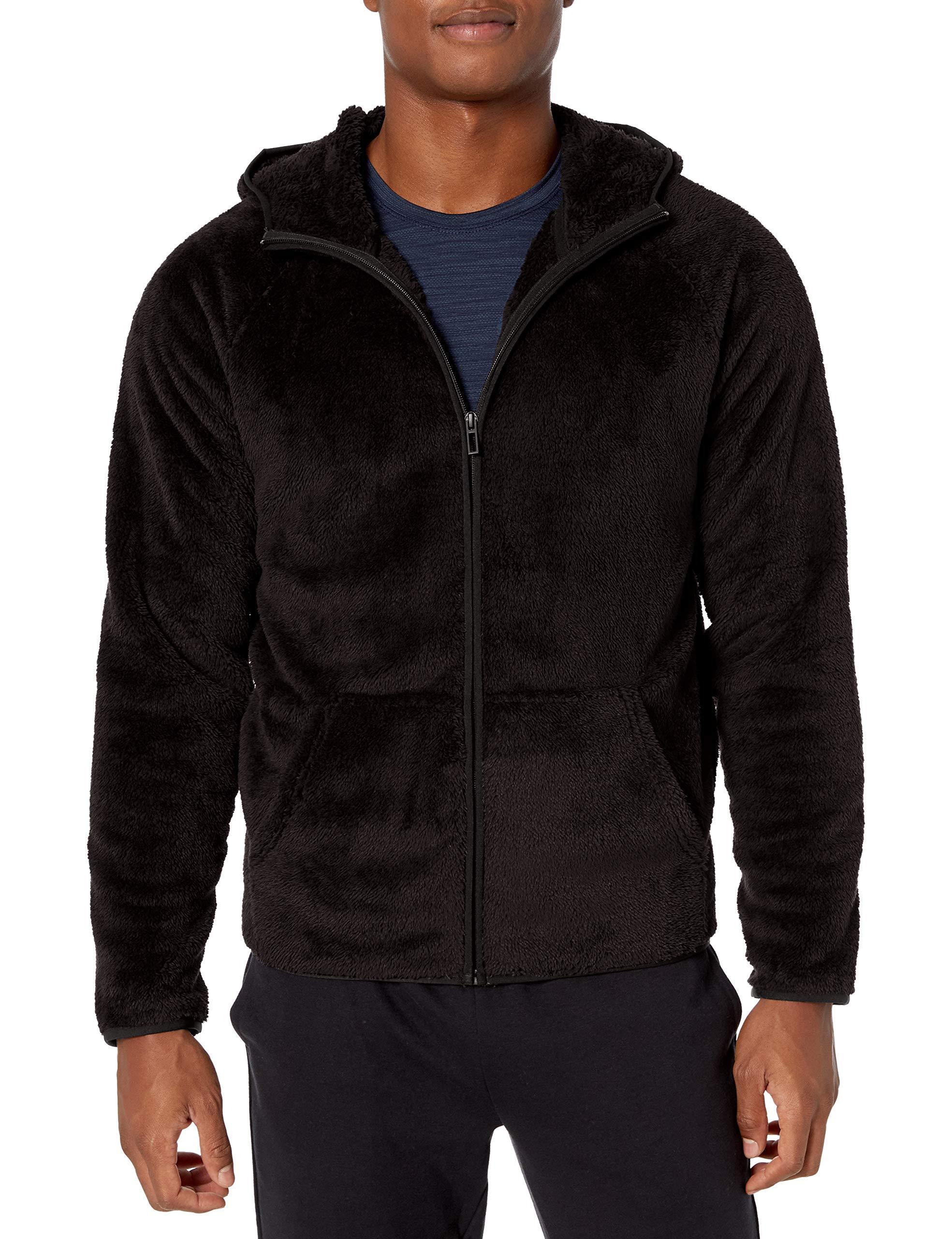 Peak Velocity Mens Cooldown Ultra-Soft Athletic-Fit Jacket Jacket