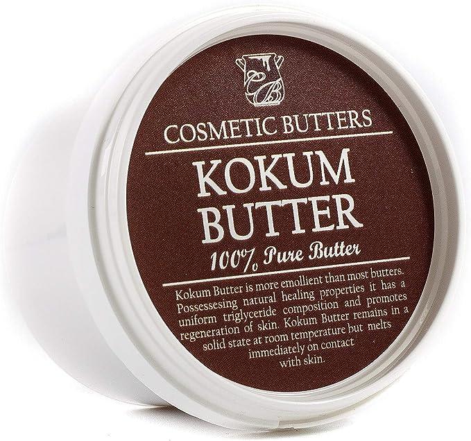Mantequilla de Kokum, 100% pura y natural, 100 g