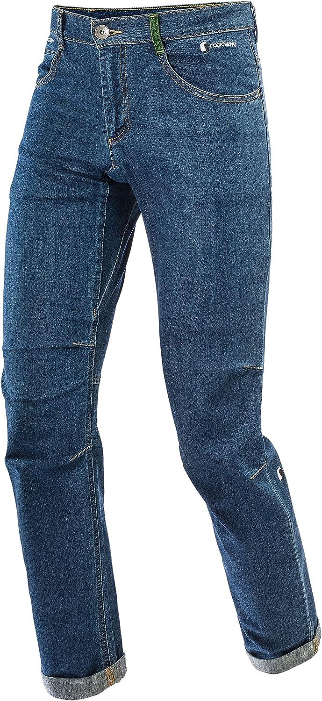 Blu Uomo Ferrino Zero1 Pants Man Tg 44 Denim Pantaloni Lunghi