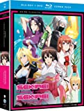 SSekirei + Sekirei Pure Engagement: The Complete Series (Seasons One and Two) Classic (Blu-ray/DVD Combo)
