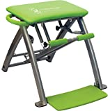 Amazon Com Malibu Pilates Chair With 3 Workout Dvds