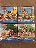 4 Puzzles 24 Pieces Ages 5+ Paw Patrol Bundle of 4 - Gift Set Great Gift for Young Child