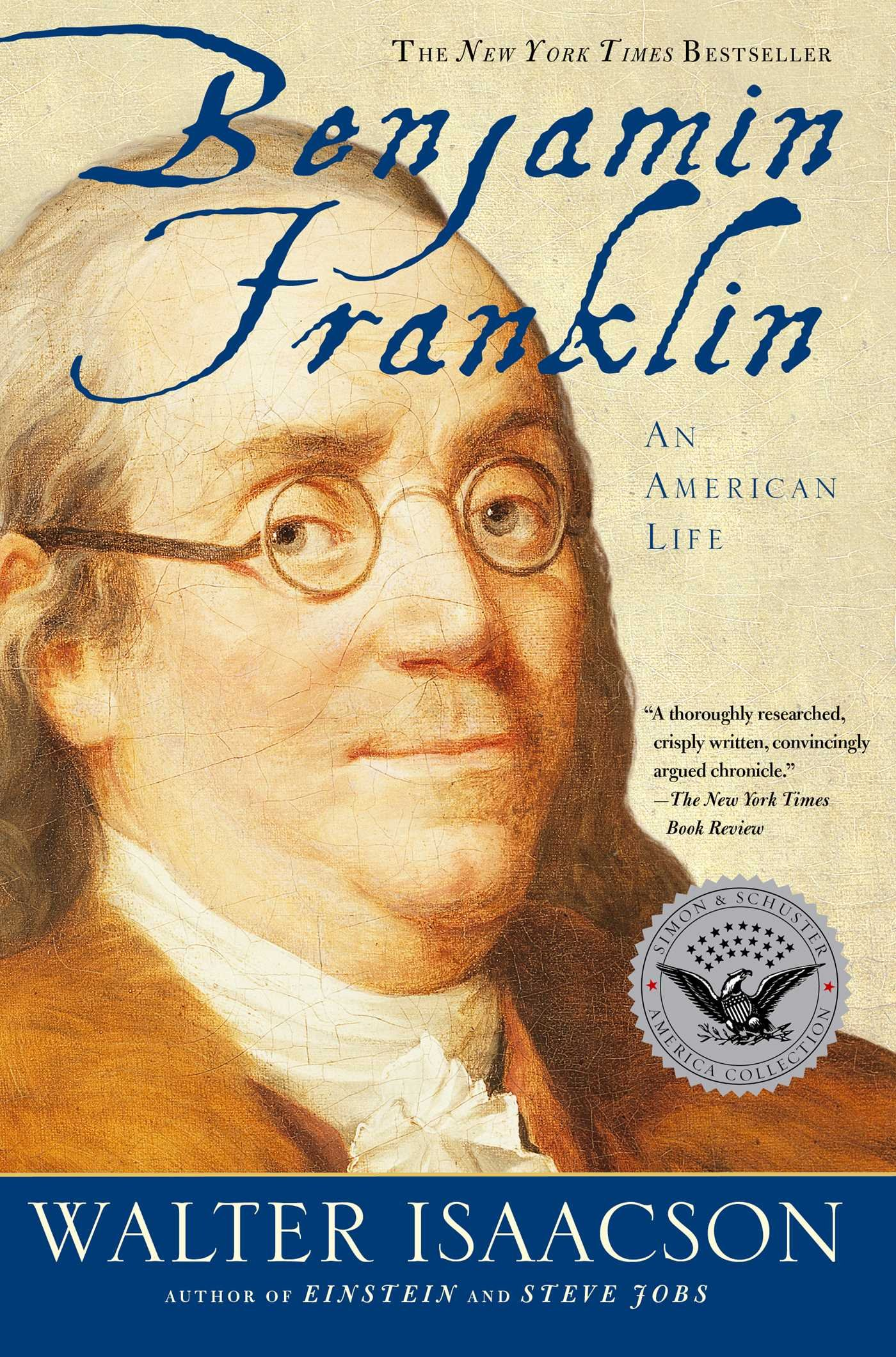 Amazon.com: Benjamin Franklin: An American Life eBook: Isaacson, Walter:  Kindle Store