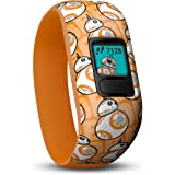 Garmin 010-01909-01 Activity monitor for children between 4 and 7 years old, 2 BB-8 - Orange